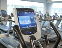 Precor Networked Fitness System