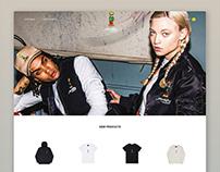 Spliffy Jeans Online Shop (Shopify)