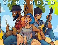 Reddpanda Stranded Album Cover