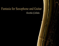 Fantasia for Saxophone and Guitar