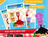 Kitchen Mania-Android Game