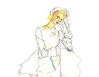 Fashion Illustration Studies