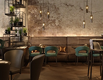 M.E.A.T + PIZZA Fusion Restaurant /Prague/