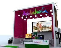 Stand Andalucía Intur 2011