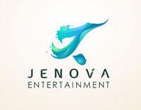 Jenova Logo Design