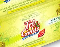 Teh Gelas_Bundling pack (client project)