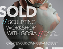 WORKSHOP // TORONTO // SEPT 2017