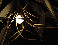 Rattan Light