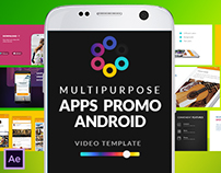Multipurpose Apps Promo for Android | After Effects