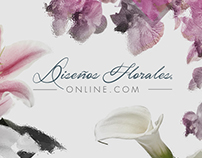 Web Site - Diseños Florales