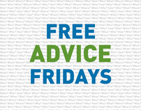 Free Advice Fridays