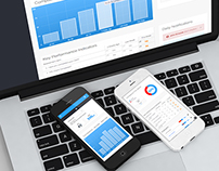 Business Web App Design