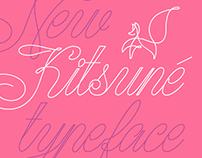 New Font: Kitsuné