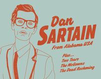Dan Sartain 2011