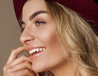 Beauty: Crimson hat