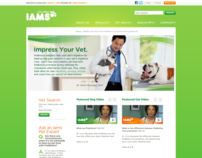 IAMS: Impress Your Vet
