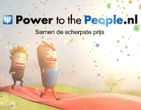 Power to the People, TVC commercial