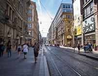 Helsinki - Architecture