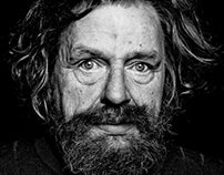 AliVe exhibition Homeless People by M.Baumann