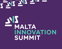 Malta Innovation Summit Branding
