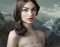 Sansa - Portrait
