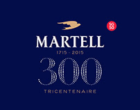 MARTELL TRICENTENAIRE & SG50 — FROZEN FLUID