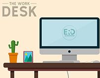 The Work Desk Design Process