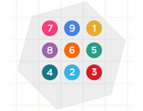 Hexa Sudoku Puzzle - (Mobile App)