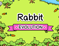Rabbit Evolution - Mobile Game