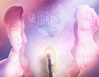 "BTS - ""Dionysus"" Single Artwork"