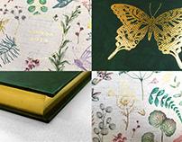 Botanic Stationery Collection