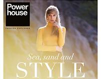 Powerhouse Fashion e-zine SS16