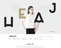 Heajy Web Template