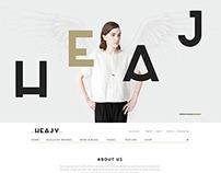 Heajy Web Template
