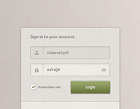 User forms detailed