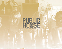 The Public House, Craft Beer
