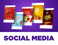 Herfy Social Media
