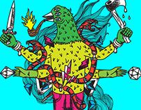 Birdman Monguito