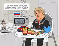 Donald Trump 2016 - 2017