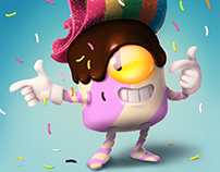 Mr Marshmello