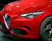 Alfa Romeo Facelift