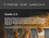 TRES DE MEDIA Project