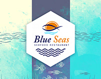 Blue Seas Menu