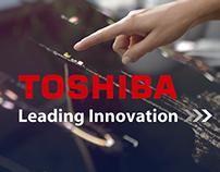 Toshiba: Bring Life Forward
