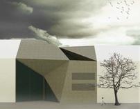 Aliance Francaise new building in Győr