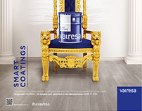 VALRESA Coatings - Poster