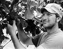 Agricola Cottini | Harvest Reportage | BW Film