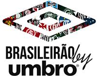 Projeto Brasileirão by Umbro