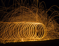 Steel Wool: Spirals