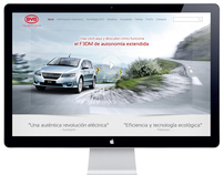 BYD Auto Spain